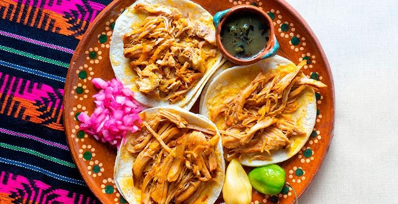 Imagen de comida Yucateca