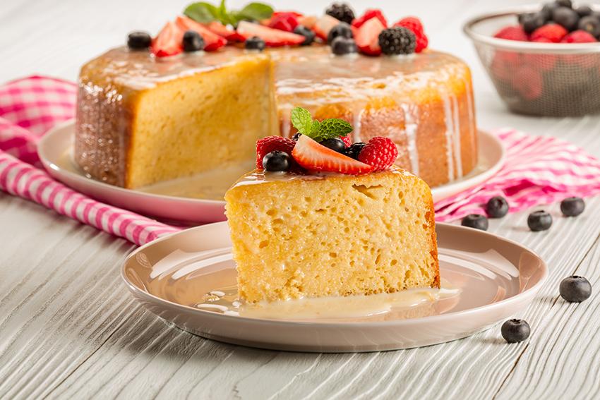 Elaboración de pasteles