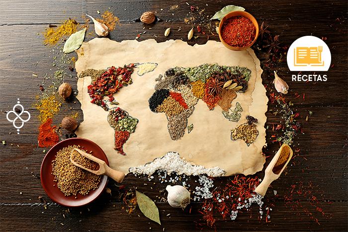 Imagen de Introducción a la Cocina internacional