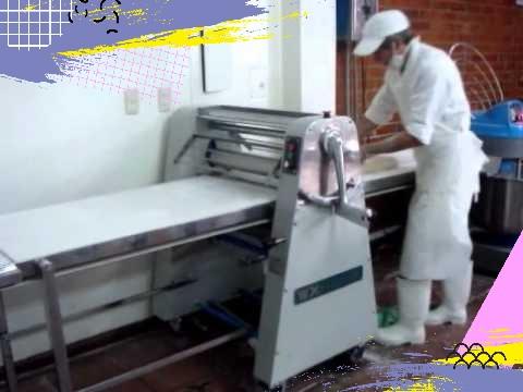 Imagen de panadería industrial