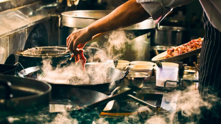 Imagen de cocina de Asia: Japón y China