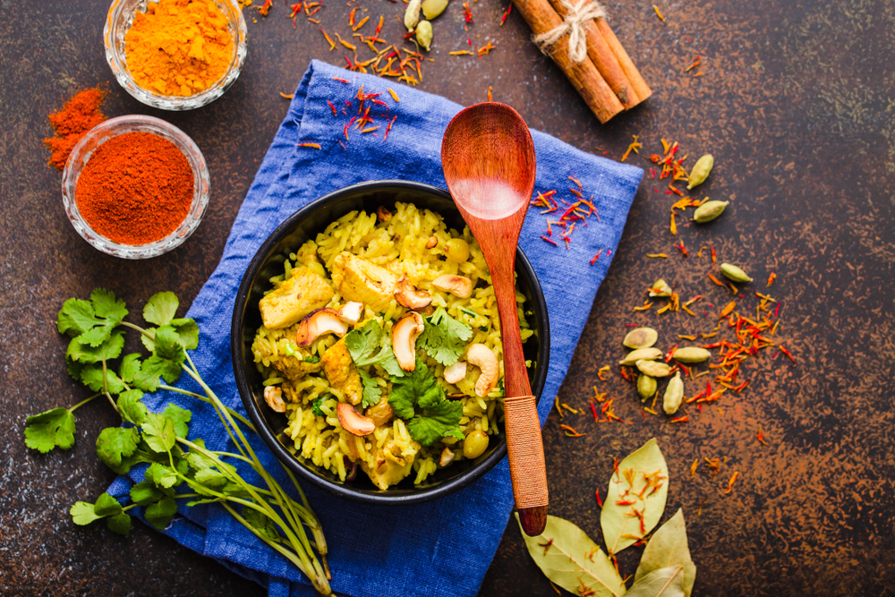 Imagen de Cocina de Asia: India y Tailandia